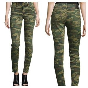 True Religion Halle Super Skinny Camo Jeans